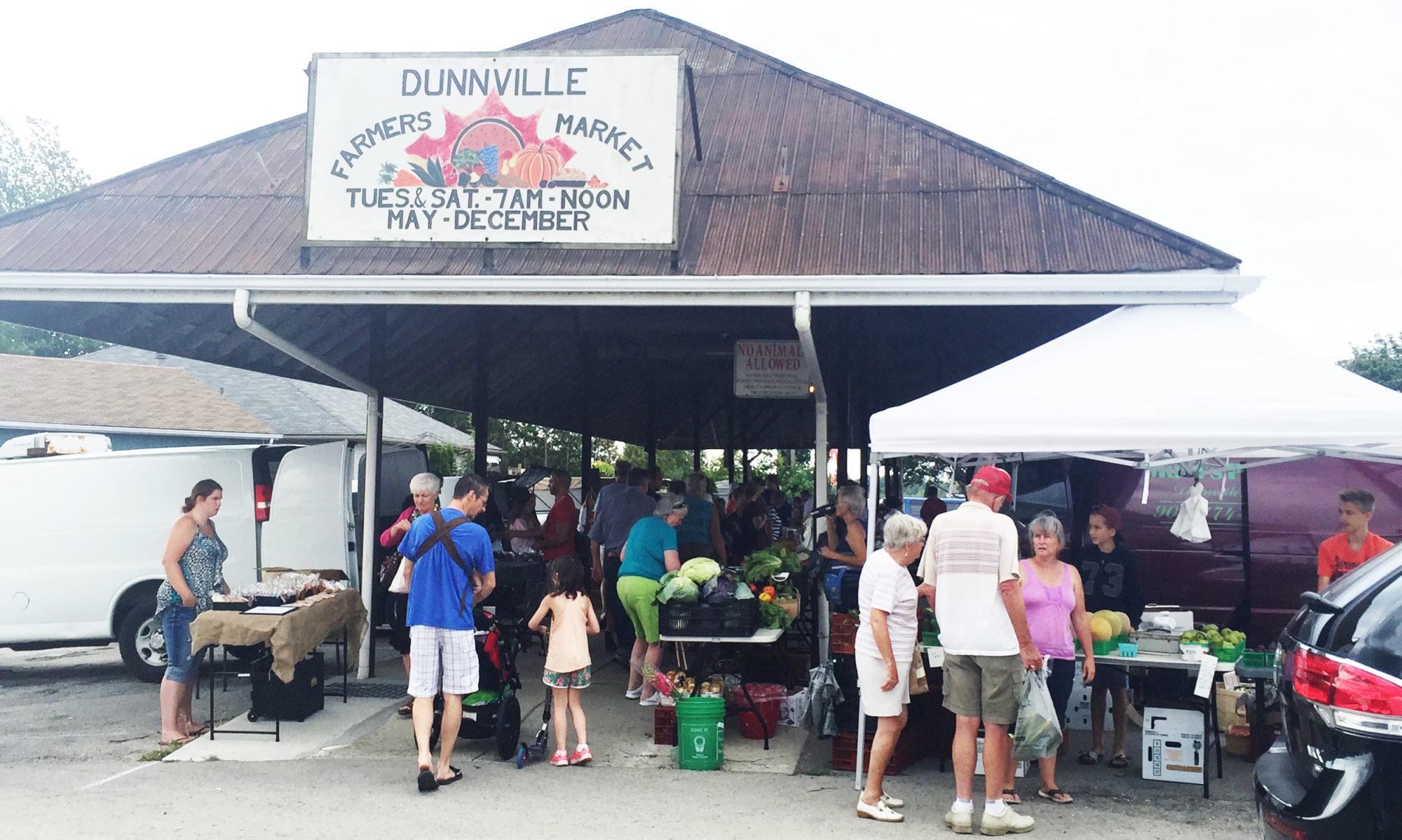 Dunnville Farmers' Market