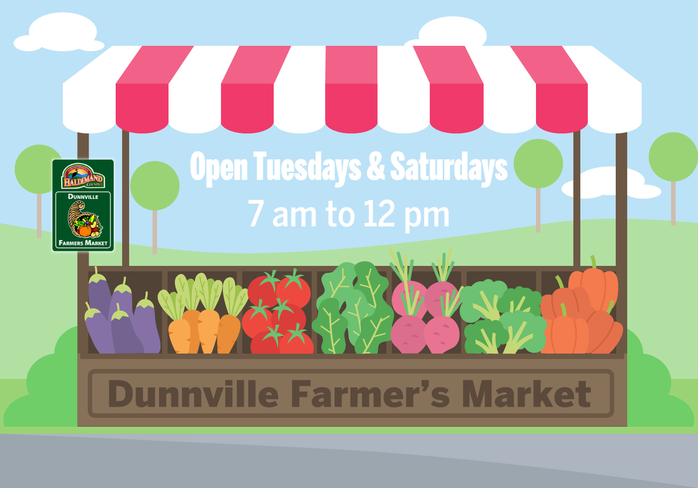 Contact Us – Dunnville Farmers' Market